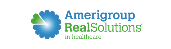 Logo of Amerigroup Real Solutions