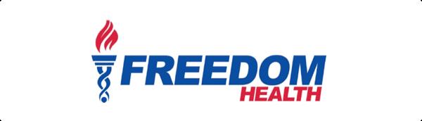 Logo of Freedom Health