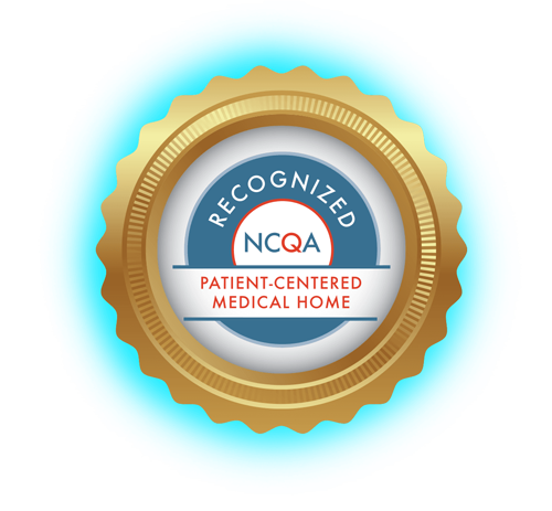 Recorgnized by NCQA seal